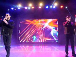 «Звук-М» представляет видео концерта Ислама Итляшева и Султана Лагучева в Нальчике