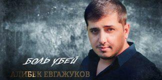 Алибек Евгажуков. «Боль убей»