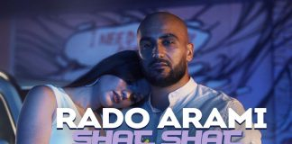 Премьера клипа! Rado Arami «Shat shat»