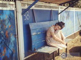 Анжелика Начесова посетила родной аул – Егерухай.