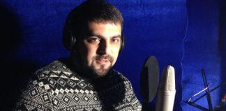 Arthur Khalatov preparing for the anniversary concert
