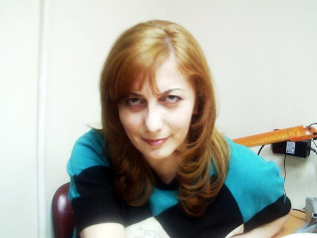 Asya Sanashokova