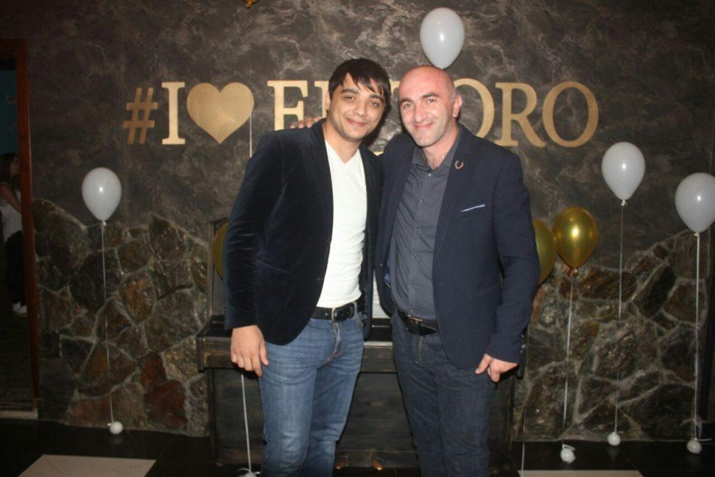 EGO and Artur Shomakhov