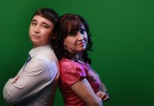 Lina and Ruslan Yarikov