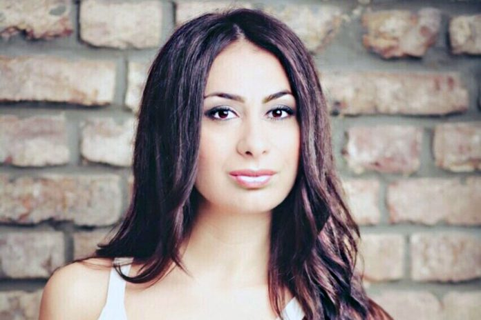 New love story Zarina Bugayeva