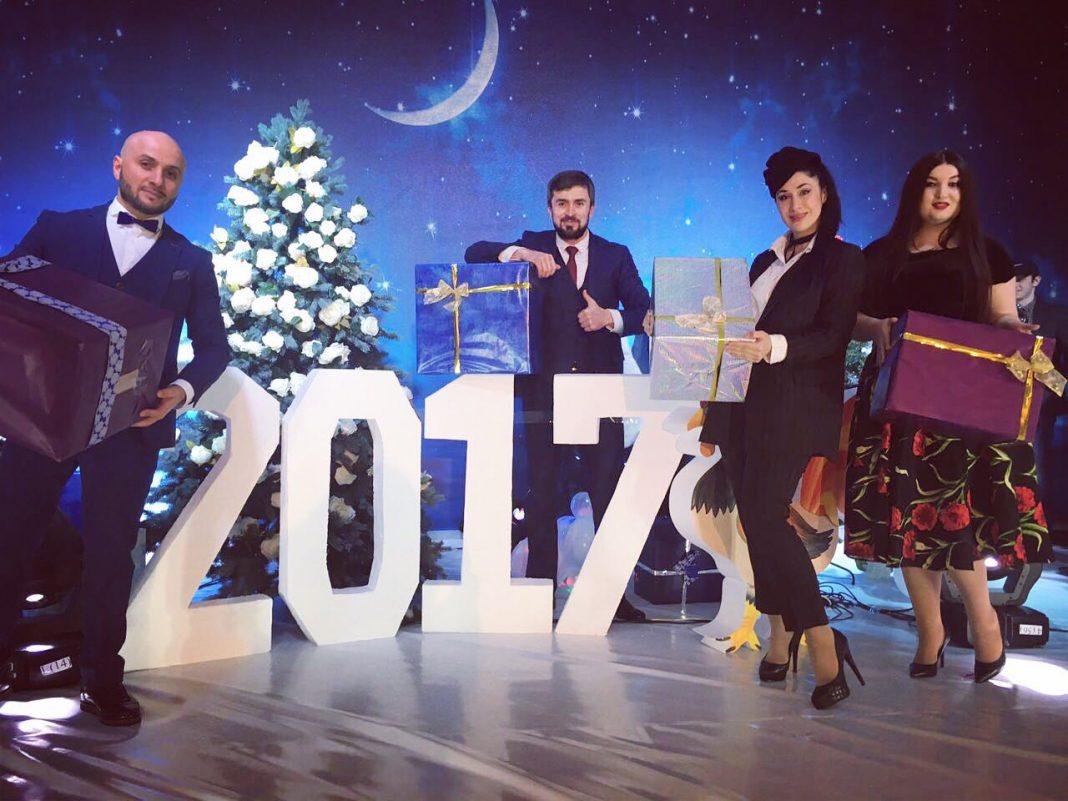 Звезды «Звук-М» приняли участие в записи новогоднего мюзикла на «Архыз 24»