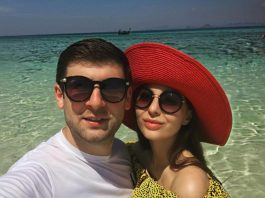 Азамат Биштов и Фатима Дзибова о семейном счастье