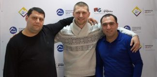 """Office of the company """"Sound-M"""" visited Manvel Pashayan and Ernest Nersesyan"""