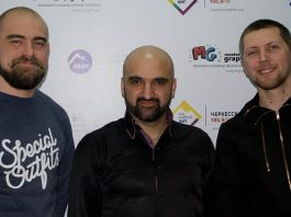 The singer and composer Fedos visited Zvuk-M publishing house on an official visit.