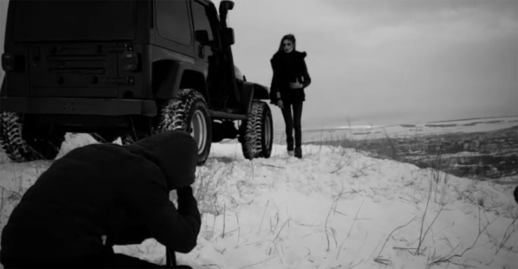 "Azamat Pheskhkhov, Rifat Bagaudinov and ""Zvuk-M"" are preparing the premiere of a new clip"
