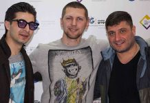 "Samvel Torosyan visited his colleagues at ""Zvuk-M"""