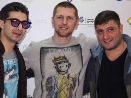 Самвел Торосян навестил коллег в «Звук-М»