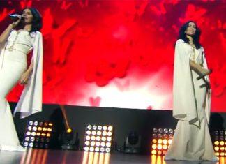 Руслана Собиева и Зарина Бугаева в программе концерта «Звезды Восток FM»