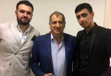 Sergey Zeynalyan: «В Израиле много наших слушателей…»