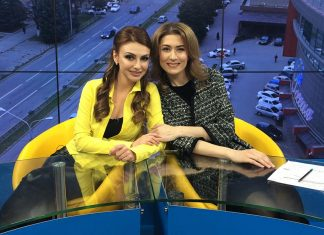 "Алина Акбашева"" в программе ""Доброе утро"" на телеканале ""Архыз 24"""