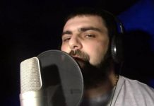 «Сладкая» песня Артура Халатова