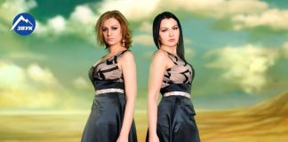 """Listen to the song """"Hide and cover"""" at all concerts with the duet Sveta and Marin"""