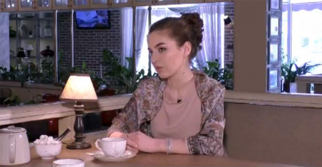 Алла Бойченко в эфире телеканала «1 КБР»