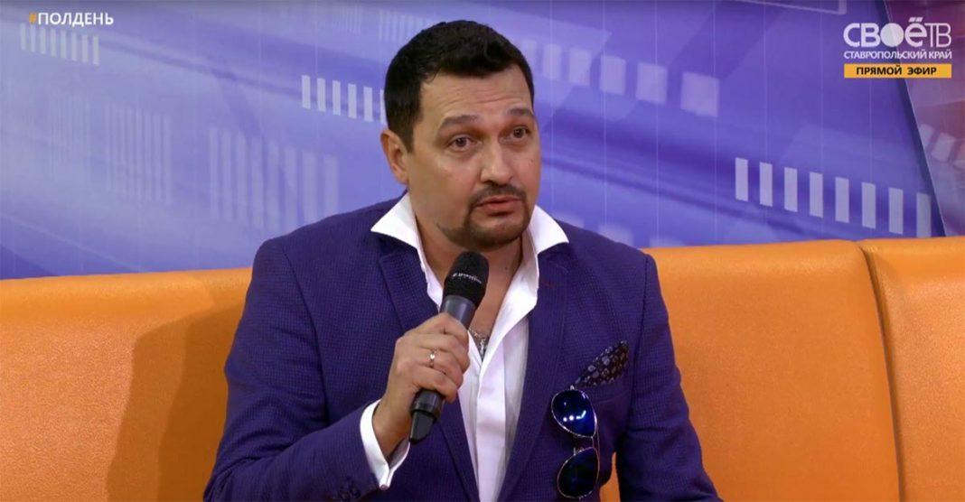 Сергей Лещев в эфире телеканала «СТВ»!