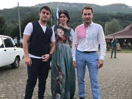 """Stars """"Sound-M"""" at the festival of the Adyghe cheese!"""
