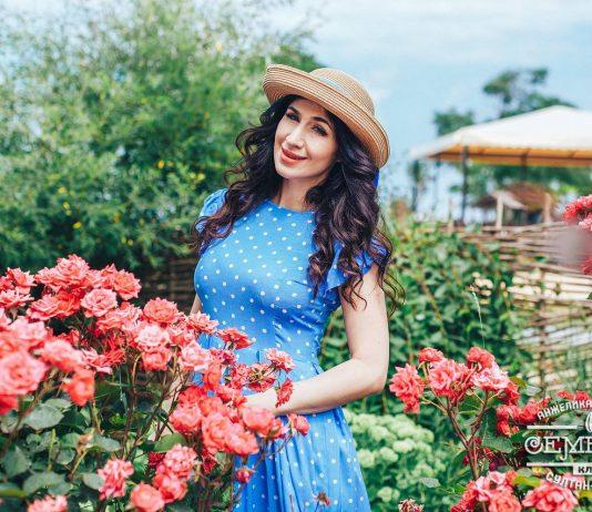 Сегодня свой юбилей отмечает Анжелика Начесова (фото со съёмок видеоклипа Семечки)