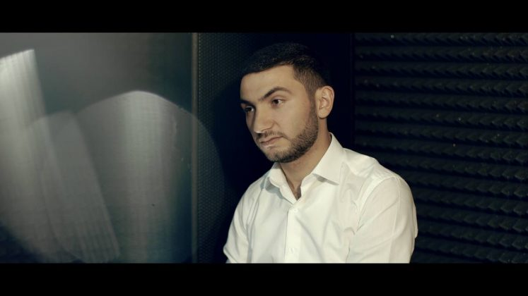 "Famous performer Aram Karapetyan is preparing to release a new video - ""Proud"""