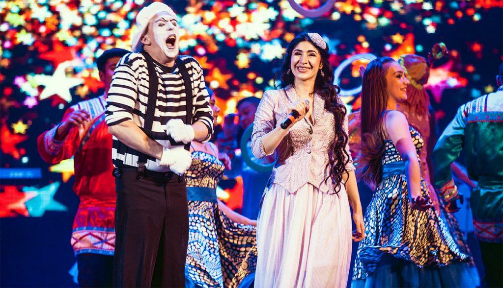 Услышать песню «Гуляй, столица!» вживую поклонники Анжелики смогут на праздничном концерте, посвященному Дню Республики Адыгея