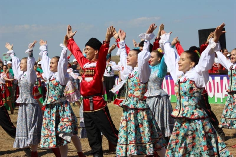 """30 September 2017 of the year in the complex """"ataman"""" was held a large-scale Kuban festival """"Cossack glory"""""""