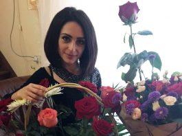 Famous singer and songwriter Anastasia Avramidi celebrated her birthday on October 12.