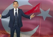 Fahri Cafarli dedicated a new song to Turkey!