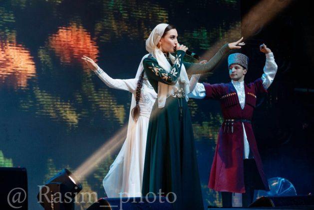 Алика Богатырева признана «Лучшей артисткой Карачаево-Черкесской Республики»