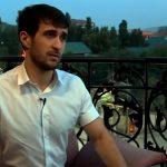 Руслан Гасанов стал героем программы «Глянец»