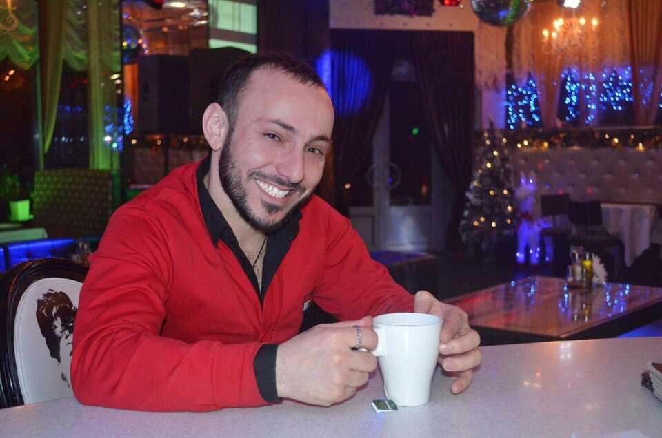 Zamin Amur отметил свой 33-й День рождения!