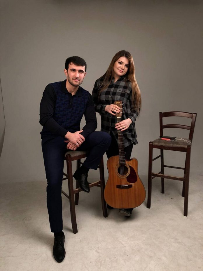Ruslan Hasanov and Albina Kazakmurzaeva launched a joint video project