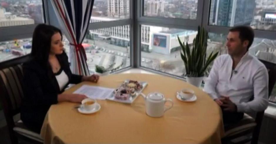 Аслан Тлебзу в программе «Добрая среда» на «Кубань 24»