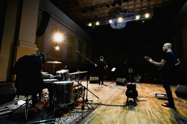 """March 4 in Astrakhan held the first concert of Islam Satyrov - """"Zaman"""""""