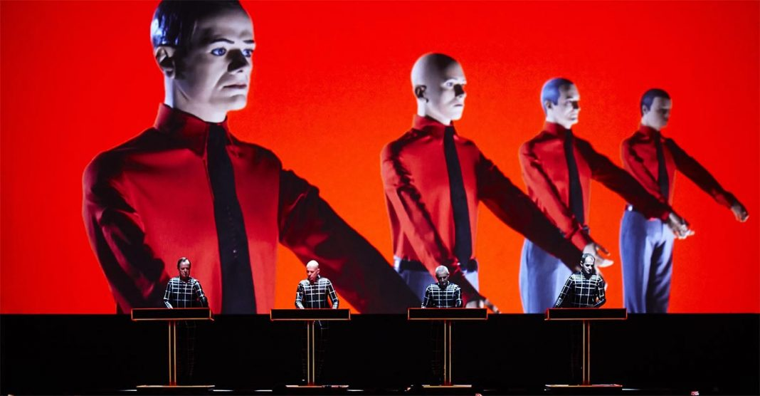 Kraftwerk will release a live collection of all eight albums