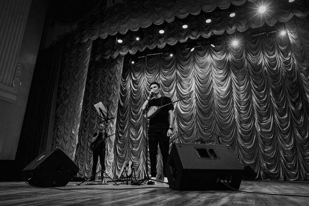 """Islam Satyrov: """"The concert in Astrakhan was undoubtedly a success"""""""