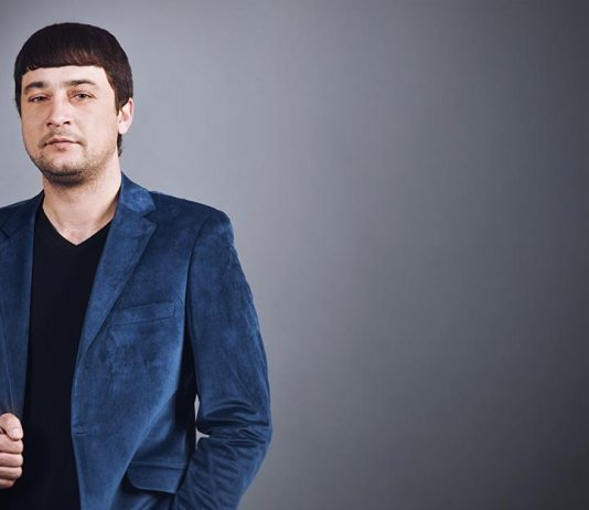 Premiere of the new song of Magamet Dzybov!