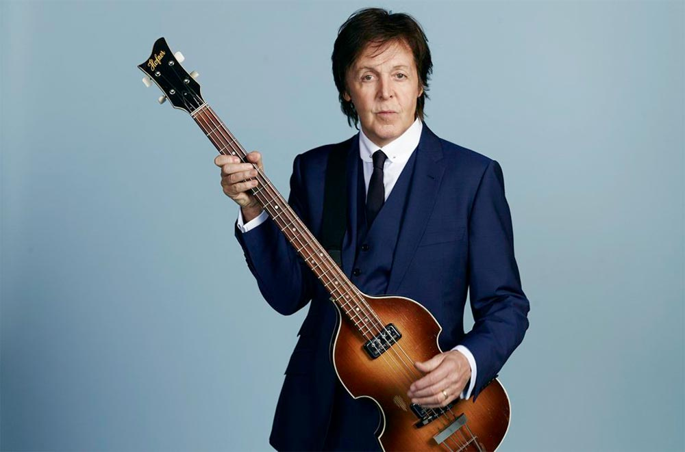 Paul McCartney, as the most active member of the group, is still afloat.