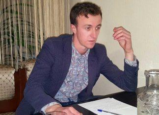 Гоша Грачевский в гостях у «Звук-М»