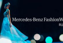 Music Zagira Satyrova again sounded at Mercedes-Benz Fashion Week Russia