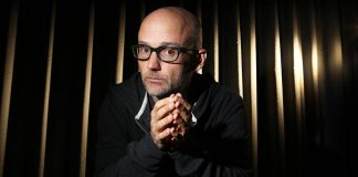 Moby has released a new album, and it is free