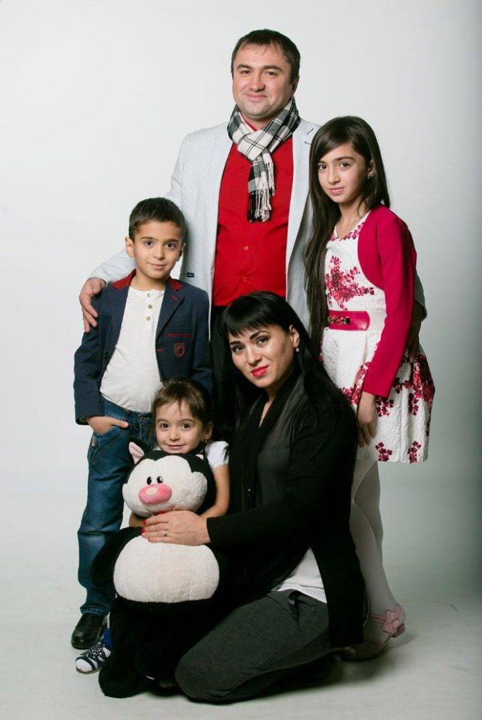Руслан Кайтмесов: «Дети – это наша жизнь…»