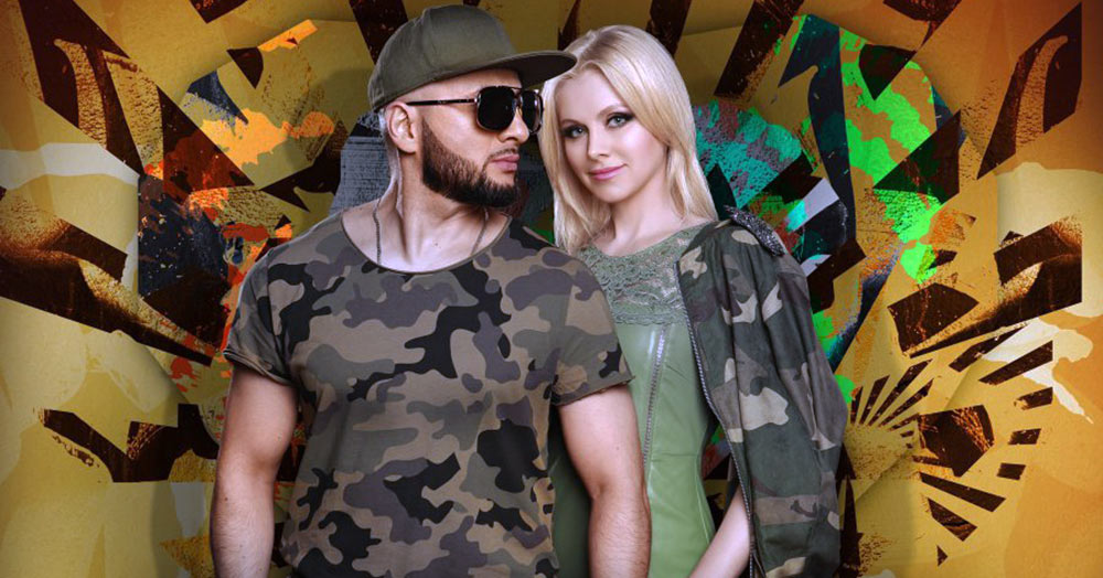 "SULTAN URAGAN and Natalie presented a joint track ""I am without a weapon"""