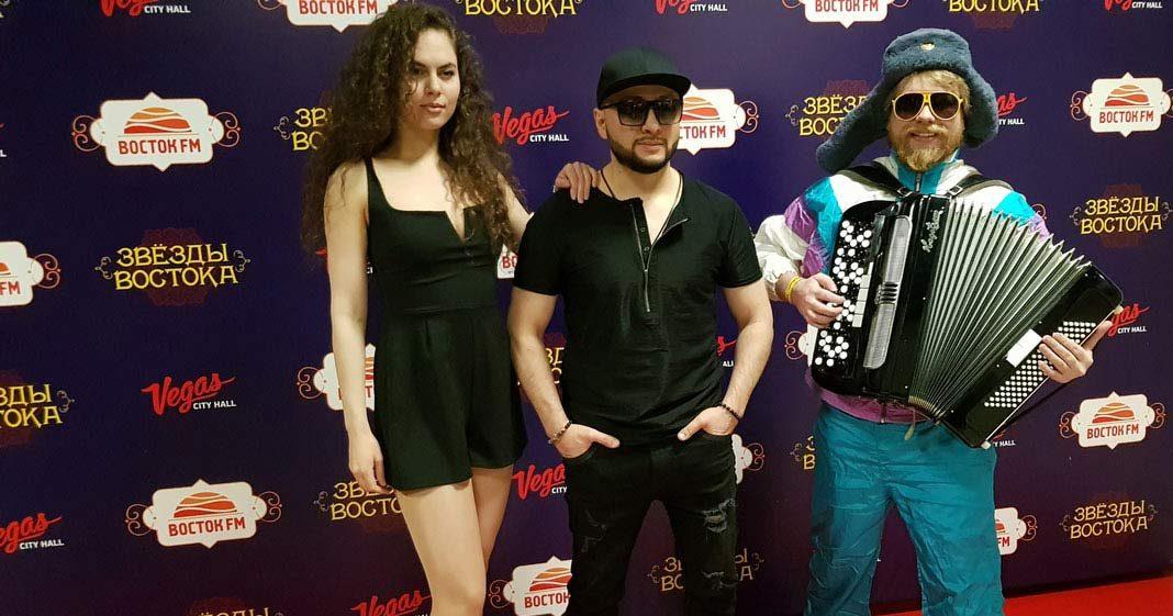 В Москве состоялся концерт «Звезды Востока» с участием артистов «Звук-М»
