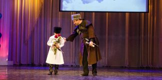 Ruslan Kaytmesov told about the debut of his son