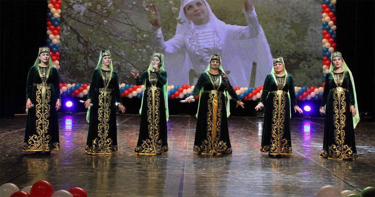 Народная музыка кавказа доклад 8594
