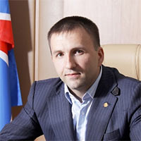 Павел Красноруцкий - председатель Российского союза молодежи
