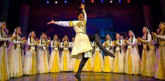 National dances of the Caucasus